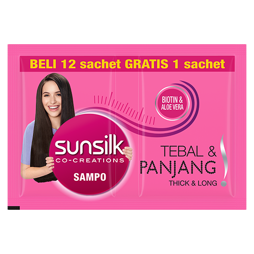Sunsilk Black Shine Shampoo 70ml